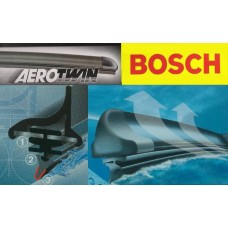 Щетка стеклоочистителя Bosch Aerotwin Multi-Clip 550 мм. Side pin-Push button-Pinch tab-Top lock  1 шт.