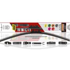 Щетка стеклоочистителя Alca Super Flat Premium 33 cм. 1 шт.
