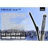 Щетка стеклоочистителя Trico NeoForm 600 мм. «Боковой зажим» или «Pinch tab» 1 шт.