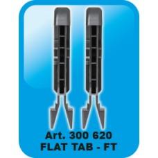 Переходники Flat tab для ALCA 2 шт.