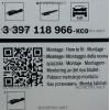 Дворники Bosch Aerotwin 2 шт. в упаковке 600/530 мм. Multiclip