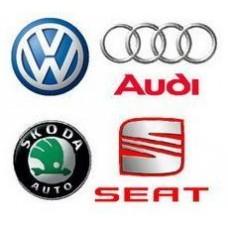 Щётка Volkswagen, Audi, Skoda, Seat 350 мм. 1 шт.