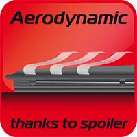 превосходные аэродинамические свойства