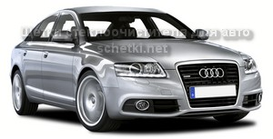Автощетки для AUDI A6 4F2, 4F5, C6 купить на schetki.net