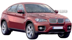 Автощетки для БМВ X E71 E72 2008 до 2012 выбрать на schetki.net