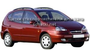 Chevrolet TACUMA стеклоочистители в Москве