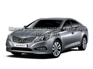 Hyundai GRANDEUR стеклоочитстители в Москве