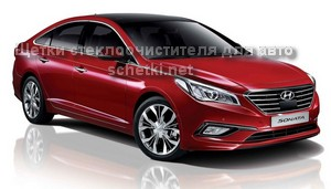 Hyundai SONATA стеклоочистители в москве