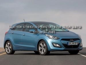 Hyundai i30 стеклоочистители в Москве