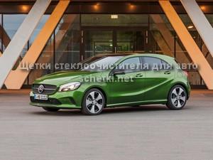 Mercedes Benz A CLASS W176 стеклоочистители в Москве