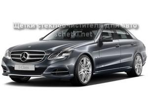 Стеклоочистители для Mercedes E212 на сайте schetki.net