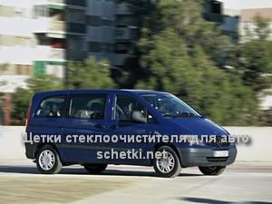 Mercedes Benz VITO стеклоочистители в Москве