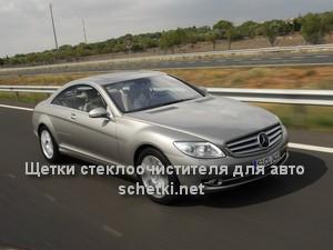 Mercedes Benz CL Class W216 стеклоочистители в Москве