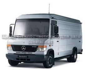 Дворники для Mercedes Benz VARIO (670, T2W) купить на сайте schetki.net