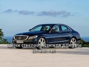 Mercedes Benz C CLASS W205 стеклоочистители в Москве