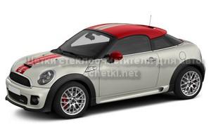 Автощетки для мини купе с 2011 по 2015 на сайте schetki.net