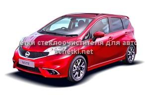 Nissan NOTE E12 стеклоочистители в Москве