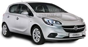 Автощетки на Opel CORSA E заказать на сайте schetki.net