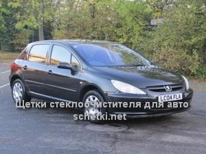 Peugeot 307 СС стеклоочистители в Москве