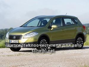 Suzuki SX-4 стеклоочистители в Москве