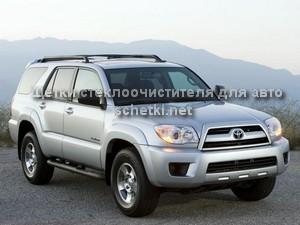 Toyota 4Runner стеклоочистители в Москве