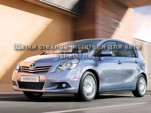 Toyota VERSO стеклоочистители в Москве