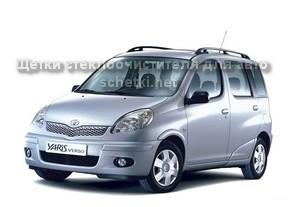 Toyota YARIS  стеклоочистители купить на сайте schetki.net