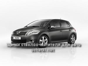 Toyota AURIS стеклоочистители в Москве