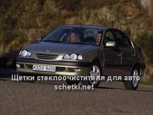 Toyota AVENSIS  стеклоочистители в Москве