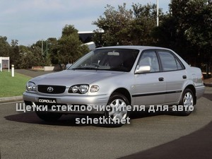 Toyota COROLLA стеклоочистители в Москве