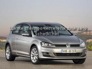 Volkswagen GOLF 7 стеклоочистители в Москве