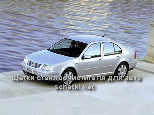 Volkswagen BORA стеклоочистители в Москве