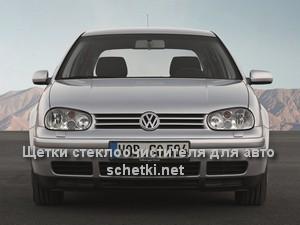 Volkswagen GOLF 4 стеклоочистители в Москве