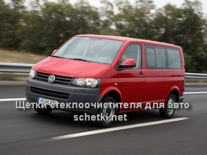 Volkswagen TRANSPORTER стеклоочистители в Москве