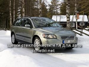Volvo V50 с 2005 стеклоочистители в Москве