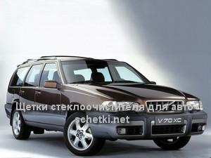Volvo XC70 стеклоочистители в Москве